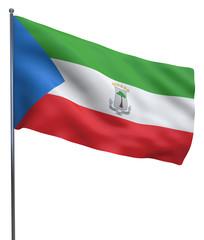 Equatorial Guinea Flag Image