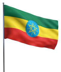 Ethiopia Flag Image