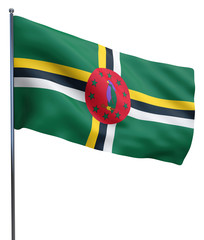 Dominica Flag Image