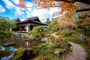 Silver Temple Japan