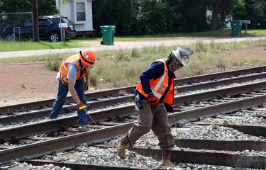 Railroad Track Repair