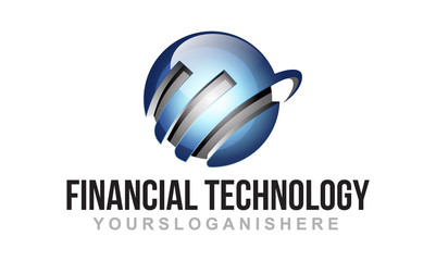 3D Financial Technology - Logo