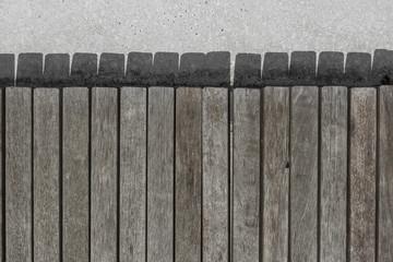 Holzlatten Holz