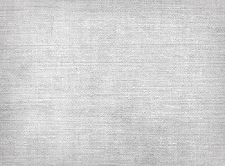 Raw grey linen canvas texture