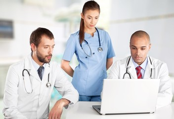 Doctor. Doctors: Checking Results