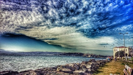 Deniz kenarı