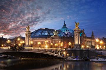 Pont Alexandre III Paris Fototapete