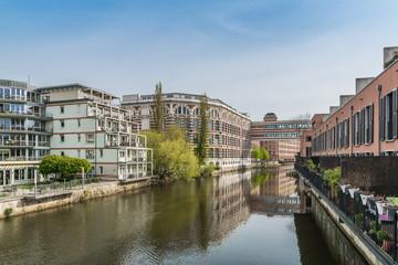Kanal in Plagwitz