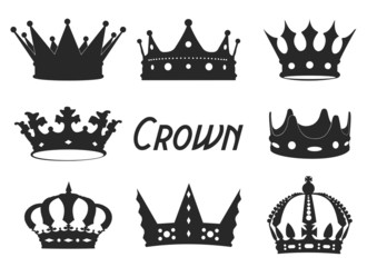 Honor Crown Silhouette