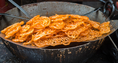 Indian jalebi