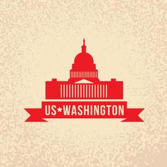 United States Capitol - The symbol of US, Washington DC