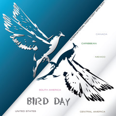 Poster International Migratory Bird Day