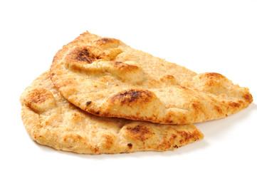 Sliced Naan Bread