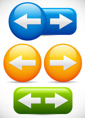Left, right arrow buttons