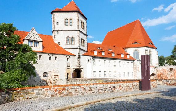 Moritzburg, Halle an der Saale