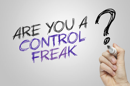 Hand writing are you a control freak
