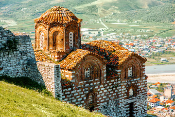 St. Theodores church in Berat
