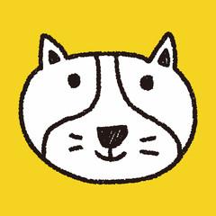 dog doodle drawing