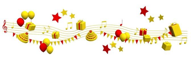 muziek feest in china