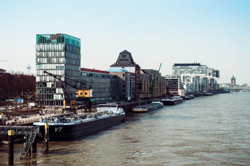 Köln im Frühling