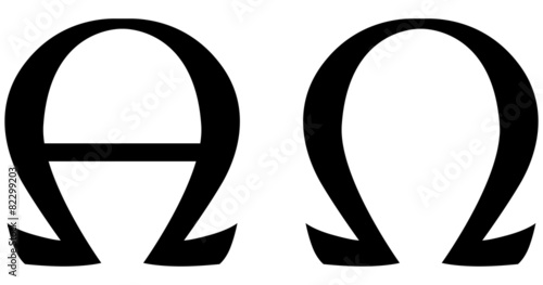 alpha und omega christliche symbole vektor freigestellt stockfotos und lizenzfreie vektoren. Black Bedroom Furniture Sets. Home Design Ideas