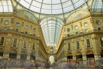 Keuken foto achterwand Milan Galleria Vittorio Emanuele, Milan Italy