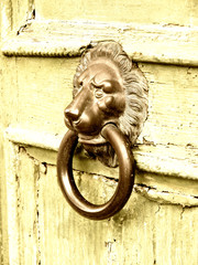 lion head door knocker (6)
