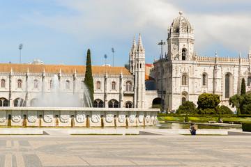 Monasterio de los Jerónimos de Belém, Lisboa. Portugal.