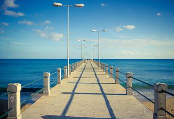 Wharf to the Infinite
