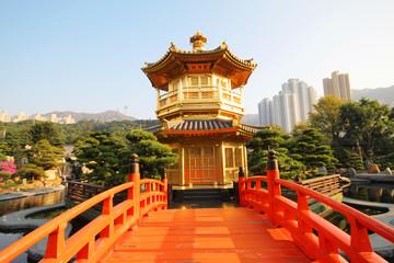The Pavilion, Nan Lian Garden, Hong Kong