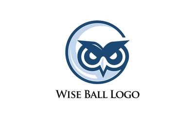 Owl Ball Logo