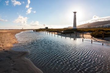 Leuchtturm am Jandía Playa, Fuerteventura