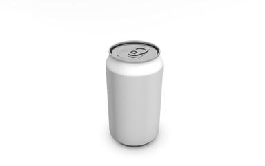 canette soda 3d illustration vectorielle model