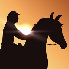 Horse design.