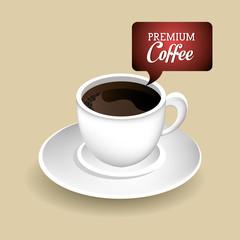 Coffee design.