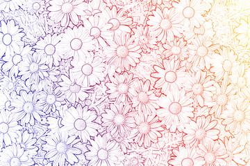Blumentextur