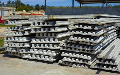 prestressed concrete beams building materials