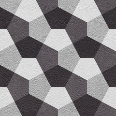 Abstract decorative tiles - seamless background, leather texture