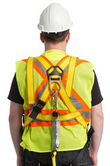 Worker uniform with protection awareness