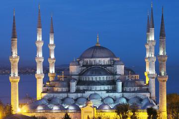 Blue Mosque, Sultanahmet, İstanbul, Turkey