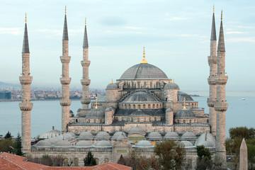 Blue mosque, Sultanahmet, İstanbul