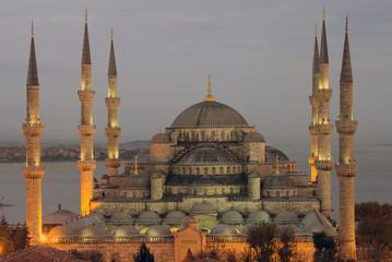Sultanahmet, Blue Mosque, Istanbul