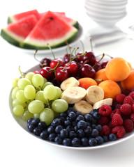 Sommer Obst
