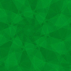 Abstract background low poly style