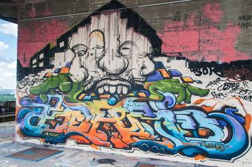 Graffiti Teufelsberg
