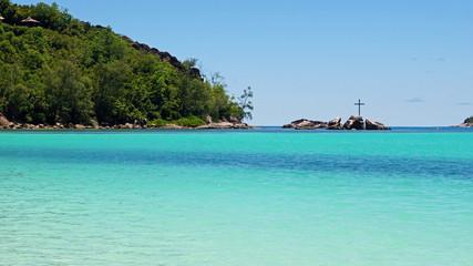 beach in paradise