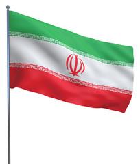 Iran Flag Image