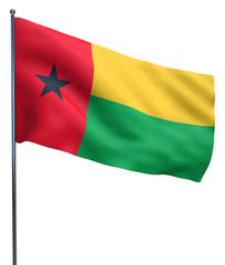 Guinea Bissau Flag Image