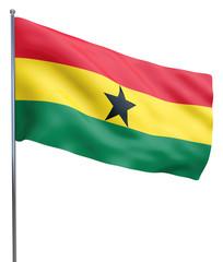 Ghana Flag Image