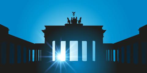 SITE Berlin Porte de Brandebourg